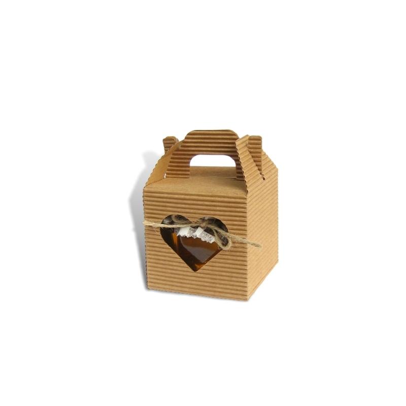 0013079e9 Darček- krabička so srdiečkom /medík/