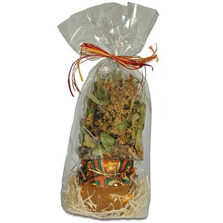 Darčekový baliček s lipovým kvetom