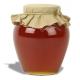Včelí med 4200 g amfóra