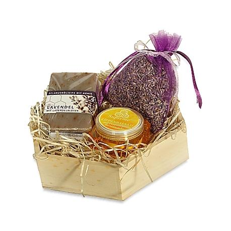 Medová kozmetika /krabička šesťhran/