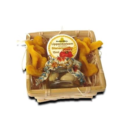 Darčekový košík hranatý malý