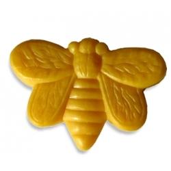 Medové mydlo včela