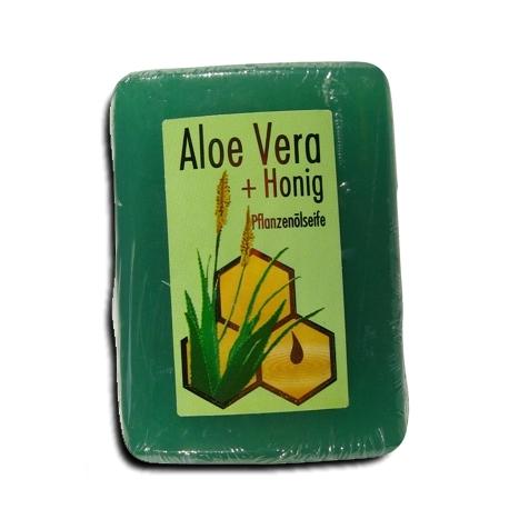 Medové aloe  vera  mydlo