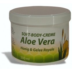Soft body creme ALOE