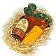 Darčekový košík-med, medovina,sviečka
