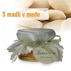 Darček pre svadobných hostí