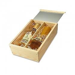 Darček s tokajským vínom