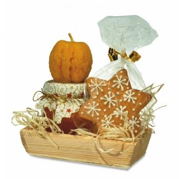 Darčekový perníkový set-vianočný darček