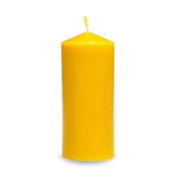 Vosková sviečka-valec