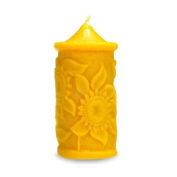 Sviečka so slnečnicou
