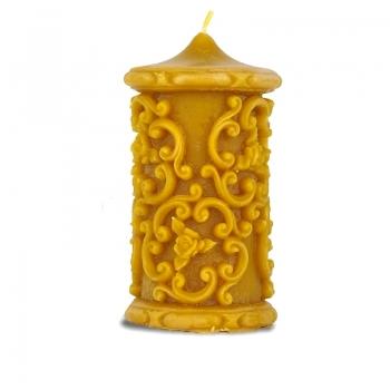 Sviečka ornamentova