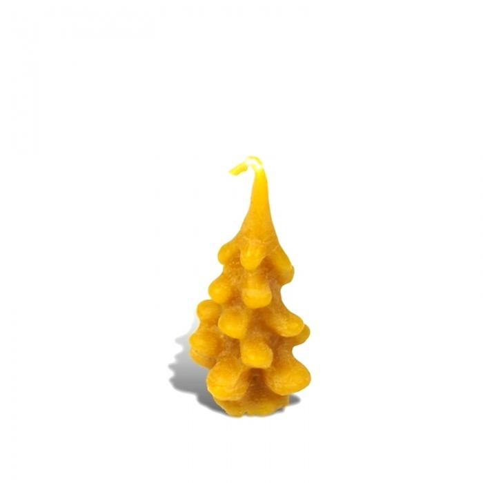 Vosková sviečka stromček malý