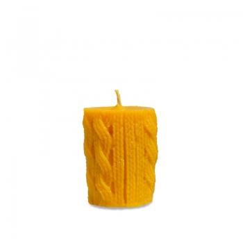 Sviečka pletená