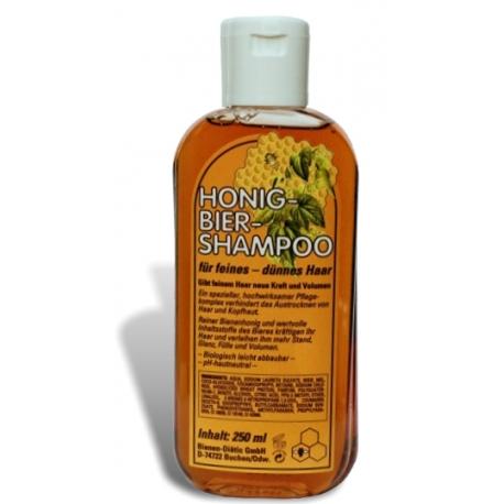 Šampón pivovo-medový