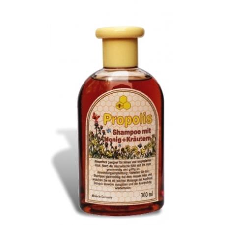 Šampón s propolisom a bylinkami