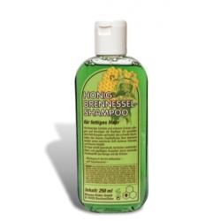 Šampón s medom a žihľavou